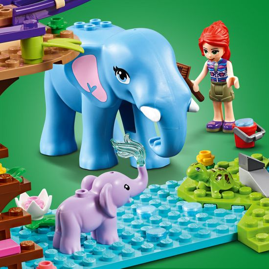 LEGO Friends 41424 reševalna baza v džungli