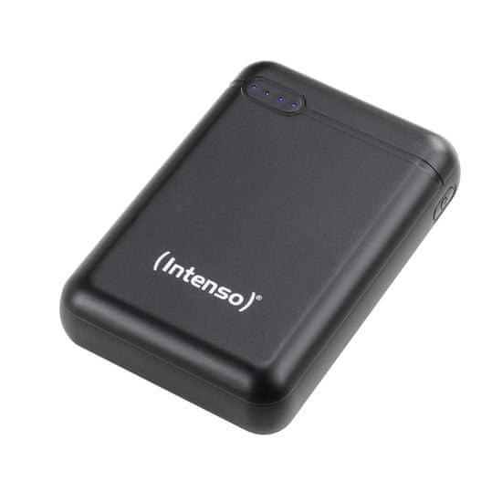 Intenso XS10000 prenosna baterija, 10.000 mAh, črna