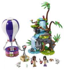 LEGO Friends 41423 Reševanje tigra v džungli