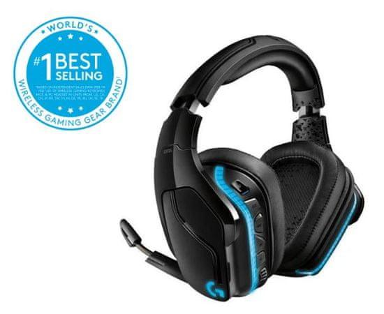 Logitech G935 brezžične gaming slušalke, 7.1