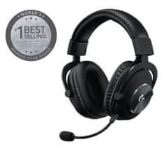 Logitech G PRO X gaming slušalke 7.1