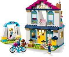 LEGO Friends 41398 Stephanie a jej dom