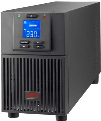 APC UPS brezprekinitveno napajanje Easy UPS SRV2KI Online 4xIEC, 2000 VA, 1600 W