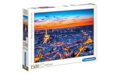 Clementoni HQC Paris View sestavljanka, 1500 kosov (31815)