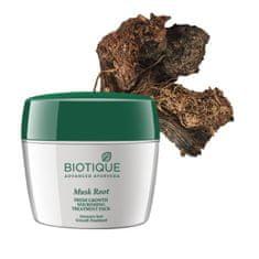 Biotique Maska pre rast vlasov s pyžmom - 230 g