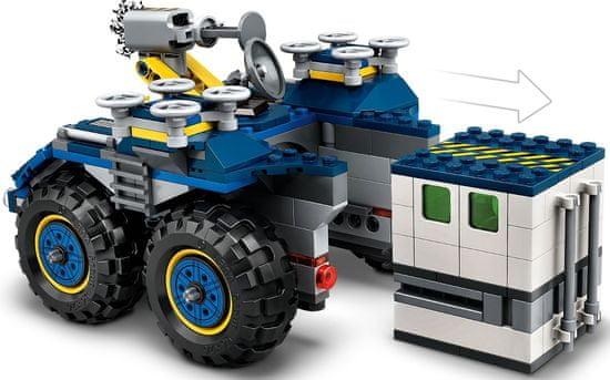 LEGO Jurassic World 75940 Pobeg Gallimima in Pteranodona