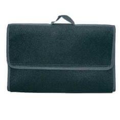 Tech+ večnamenska torba Velur, črna