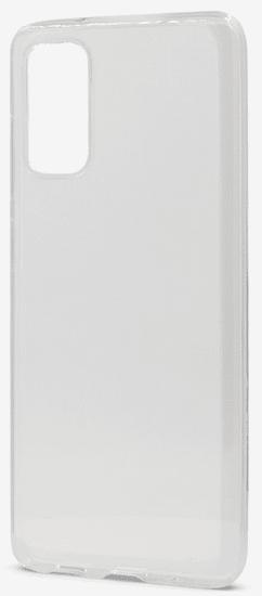 EPICO Ronny Gloss Care zaštitna maska za Samsung Galaxy A71, prozirna, bijela