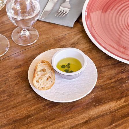 Villeroy & Boch krožnik za kruh in maslo, 15,5x15,5x2cm