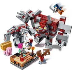 LEGO zestaw Minecraft 21163 Bitwa o rudę