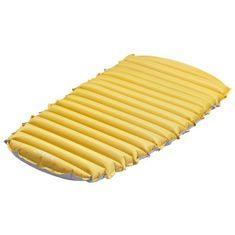 Intex napihljiva blazina za kampiranje, rumena 68708INT