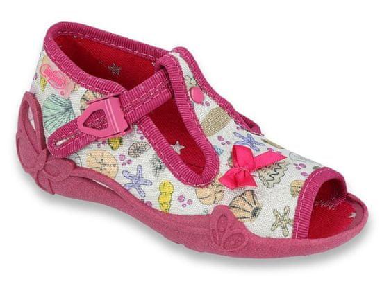 Befado 213P117 Papi dekliški sandali