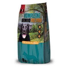 Max 10kg granulált kutyatáp