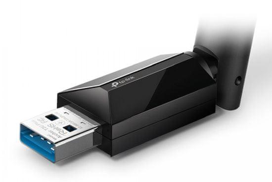 TP-Link Archer T3U Plus Wi-Fi USB adapter, AC1300