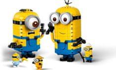 LEGO klocki Minionki 75551 Minionki i ich miejsca