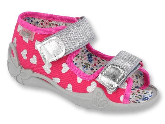 Befado sandale za djevojčice Papi 242P104