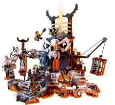 LEGO Ninjago 71722 Kobky Čarodeja lebiek