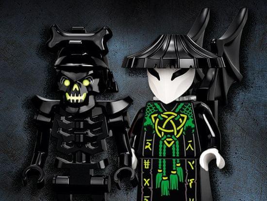 LEGO Ninjago 71722 Sorcerer's Dungeon
