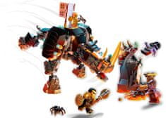 LEGO Ninjago 71719 Zaneov nindžorožec