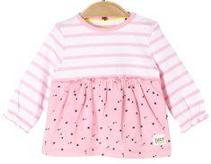 s.Oliver dívčí tričko 50/56 růžová