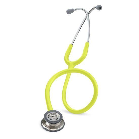 Littmann Classic III 5839, stetoskop pre internú medicínu, citrónový