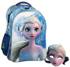 GIM Batoh Frozen Elsa s maskou