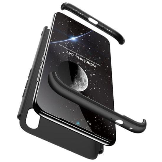 GKK 360 Full Body műanyag tok Xiaomi Redmi 7, fekete