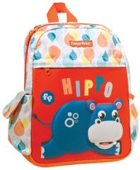GIM dječji ruksak Junior Fisher Price Hippo, motiv vodenog konja