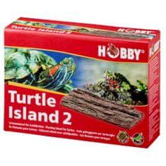HOBBY aquaristic HOBBY Turtle Island 25,5x16,5cm úszó sziget teknősbékáknak