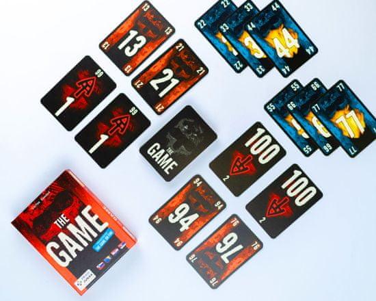 Pravi Junak igra s kartami The Game