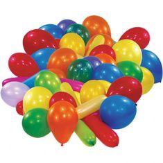 Amscan 50ks Latexových balónků