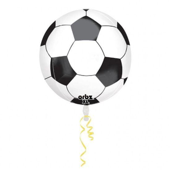 Amscan Fóliový balónek fotbalový míč 38x40cm