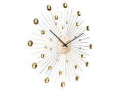 Karlsson Nástěnné hodiny Sunburst 50 cm Karlsson