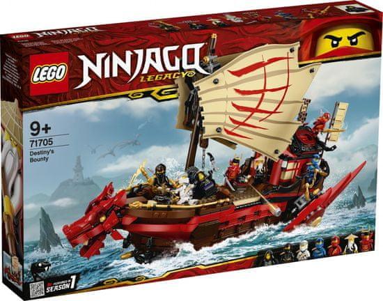 LEGO Ninjago 71705 Nagrada usoda