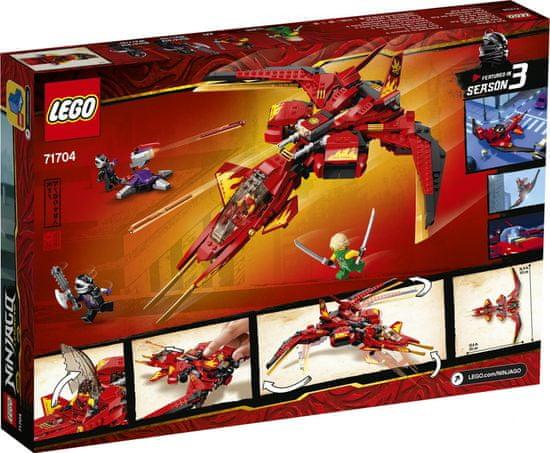 LEGO Ninjago 71704 Kaijev borec
