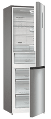 Gorenje NRK6192AXL4 prostostoječi kombinirani hladilnik