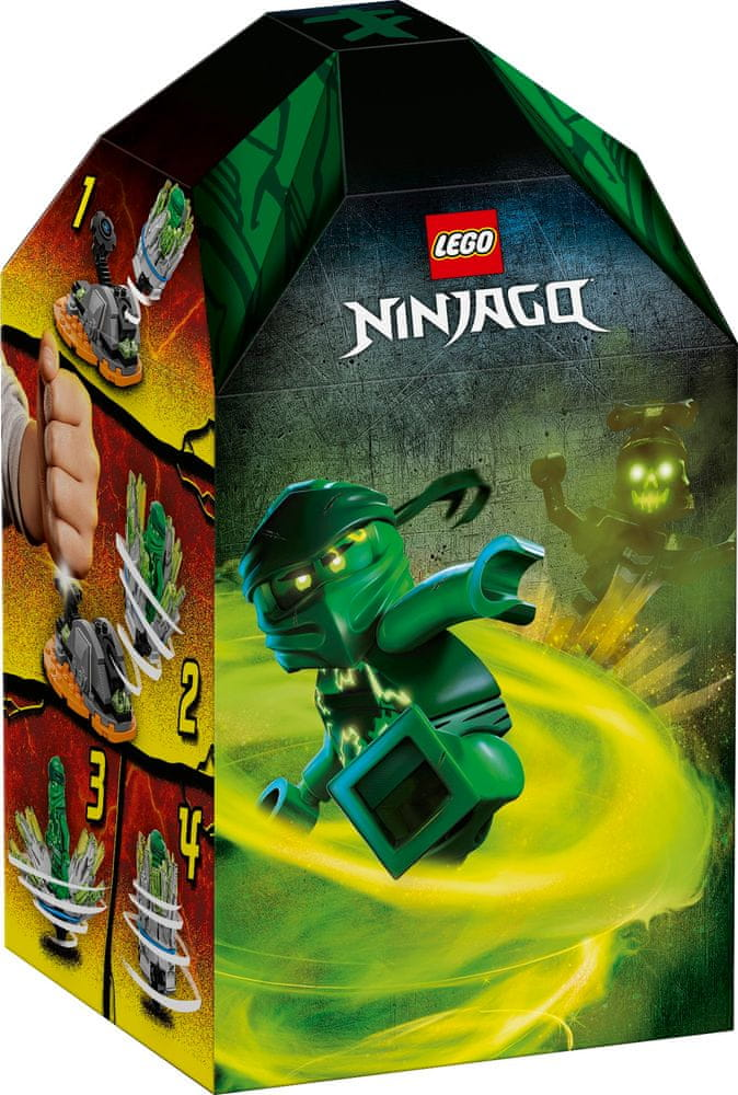 LEGO Ninjago 70687 Spinjitzu úder – Lloyd