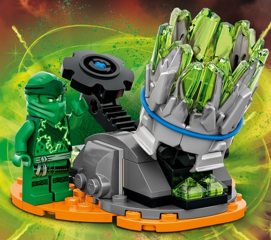 LEGO Ninjago 70687 Spinjitzu Strike - Lloyd