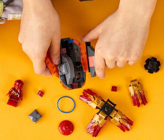 LEGO Ninjago 70686 Wybuch Spinjitsu - Kai