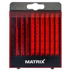 Matrix 10-delni set listov za vbodno žago (130110020)