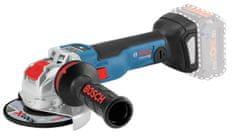 BOSCH Professional kotni brusilnik X-LOCK GWX 18V-10 SC (06017B0400)