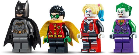LEGO Super Heroes 76159 Pronásledování Jokera na tříkolce