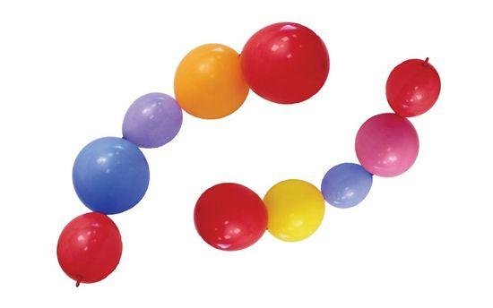 Unikatoy baloni veriga 12 kosov (24074)