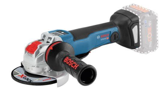 BOSCH Professional kutna brusilica X-LOCK GWX 18V-10 PSC (06017B0800)