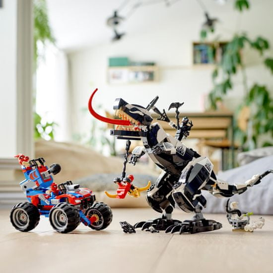 LEGO Super Heroes 76151 Pasti za Venomosaurusa