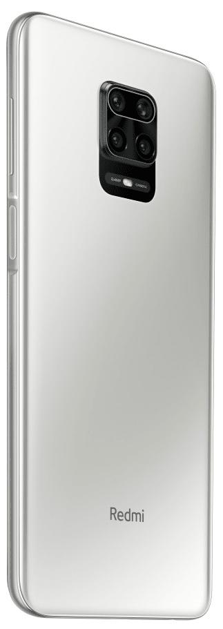 Xiaomi Redmi Note 9 Pro, 6GB/128GB, Global Version, Glacier White