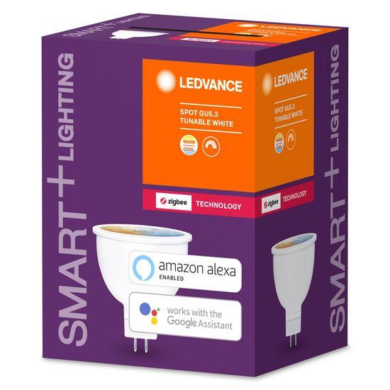 LEDVANCE Smart ZB MR16 TW 5W 12V GU5.3 - Odprta embalaža