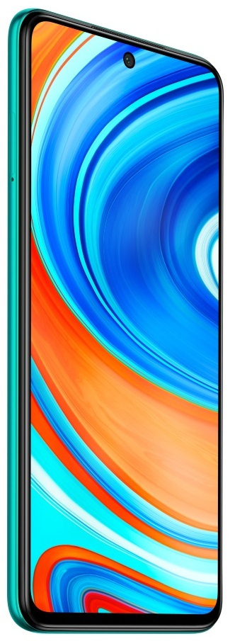 Xiaomi Redmi Note 9 Pro, 6GB/64GB, Global Version, Tropical Green