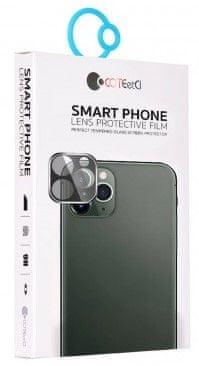 Coteetci COTEetCI sklo na fotoaparát pro Apple iPhone 11 Pro / Pro Max CS2219-BK, černé