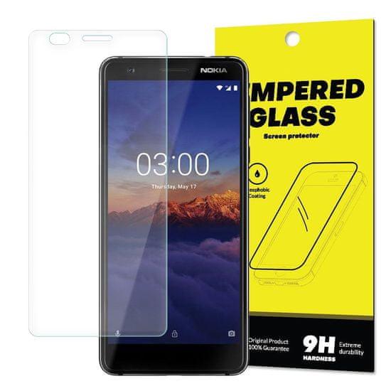 MG 9H zaščitno steklo za Nokia 3.1
